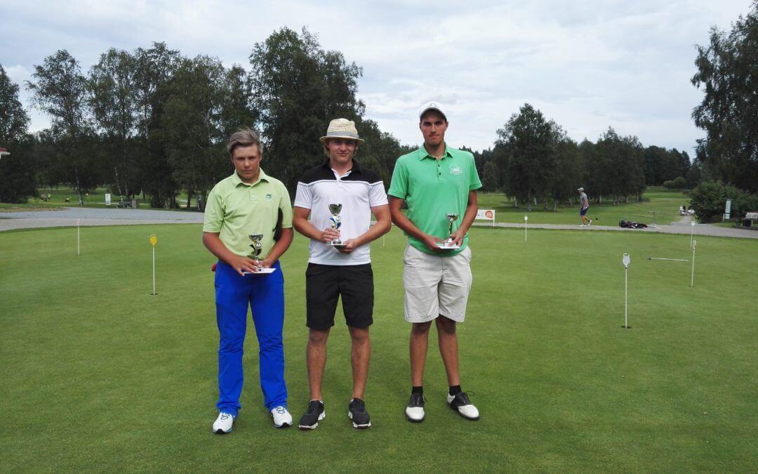 Tammer-Golf AT-kisasta jälleen palkintoja