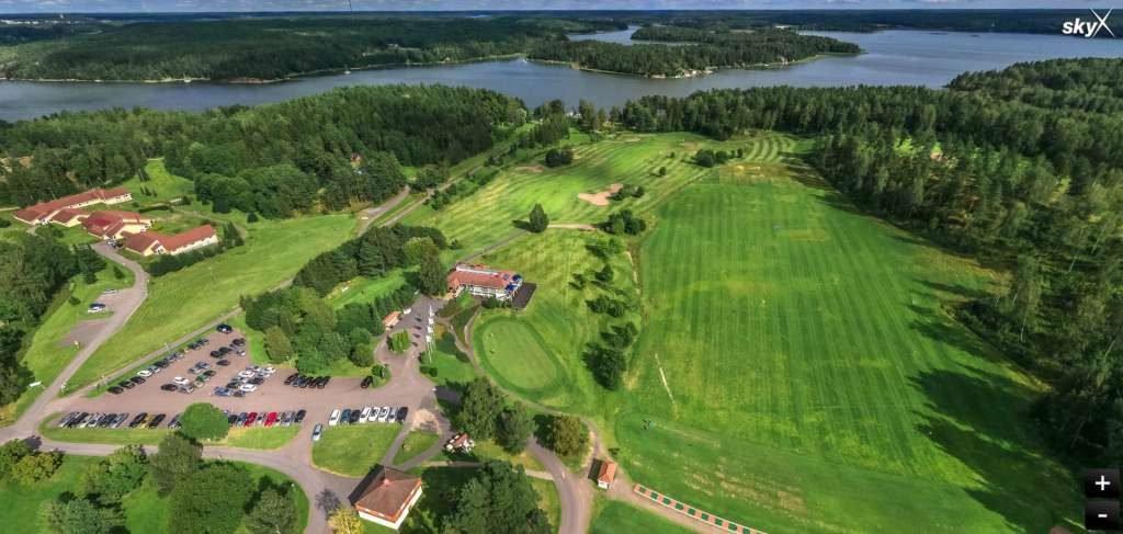 Harjattula Golf Skyx Screenshot W1024