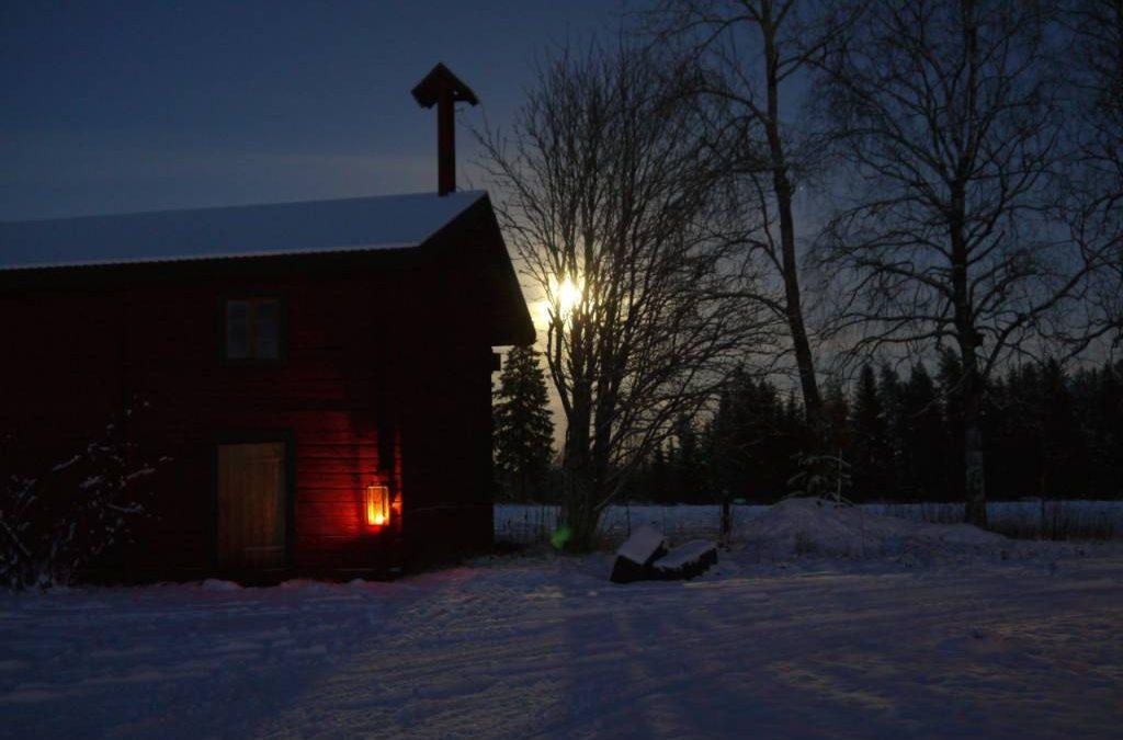 Rauhallista Joulua ja Hyvää Uutta Vuotta